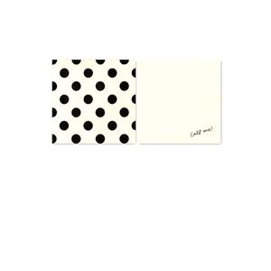 Kate Spade New York Cocktail Napkins, Black Dots